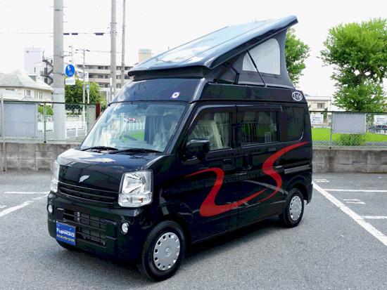 軽 キャンピングカー